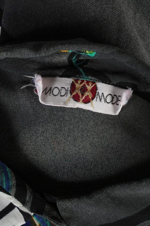 Vintage Modi & Mode Shirt Long Sleeve M/L Multi LB168-88301