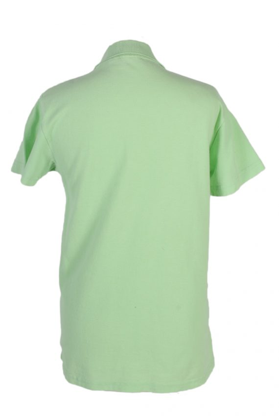 Vintage Lacoste Polo Shirt Short Sleeve Tops M Green -PT1006-89348