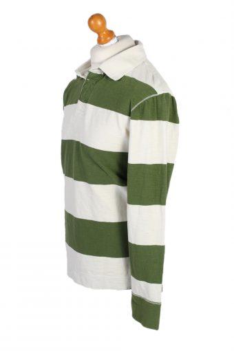 Vintage Urban Pipeline Rugby Sweatshirt Shirt Long Sleeve Tops M Multi -PT1080-90841