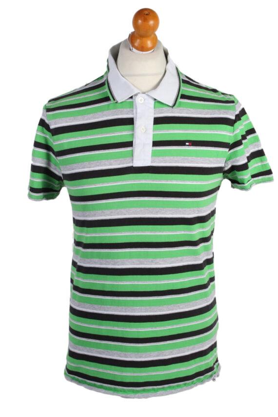 Vintage Tommy Hilfiger Polo Shirt Short Sleeve Tops M Multi -PT1103-0