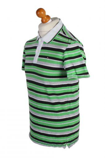 Vintage Tommy Hilfiger Polo Shirt Short Sleeve Tops M Multi -PT1103-91069