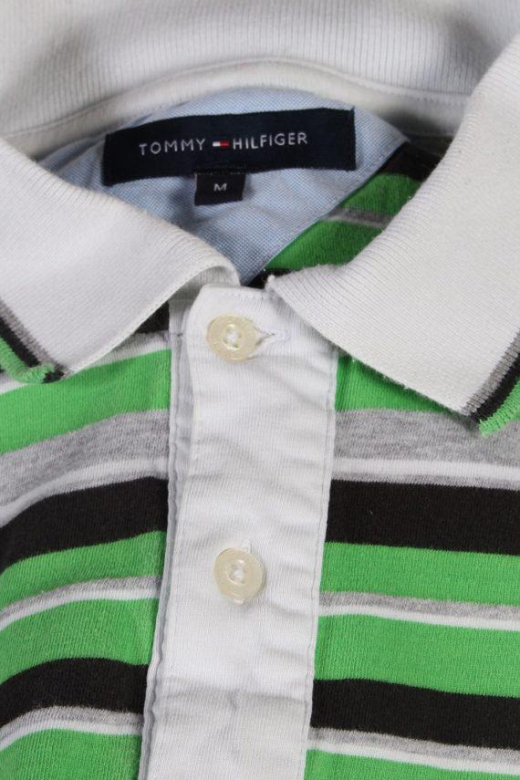 Vintage Tommy Hilfiger Polo Shirt Short Sleeve Tops M Multi -PT1103-91071