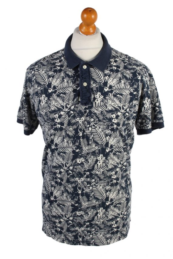 Vintage Jack & Jones Polo Shirt Short Sleeve Tops XL Multi -PT1107-0