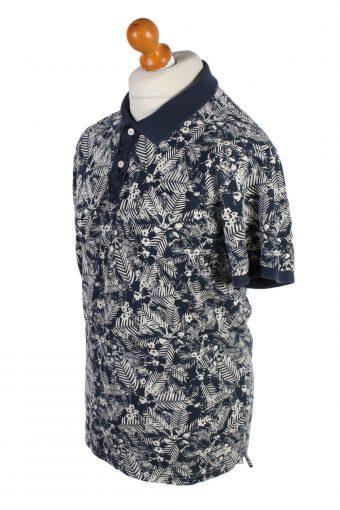 Vintage Jack & Jones Polo Shirt Short Sleeve Tops XL Multi -PT1107-91085