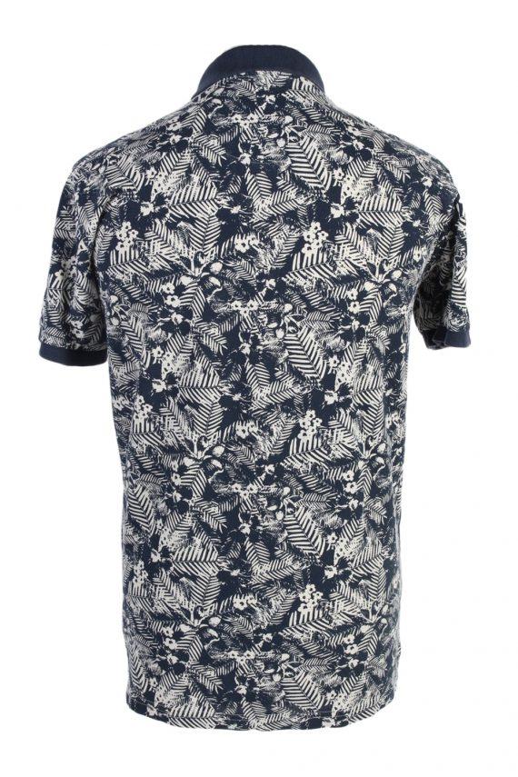 Vintage Jack & Jones Polo Shirt Short Sleeve Tops XL Multi -PT1107-91086