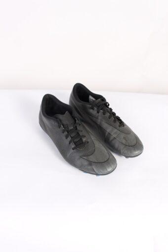 Vintage Nike Running Low Tops UK 8 Black