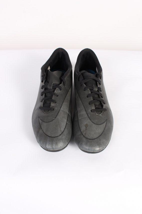 Vintage Nike Running Low Tops UK 8 Black S507-89963