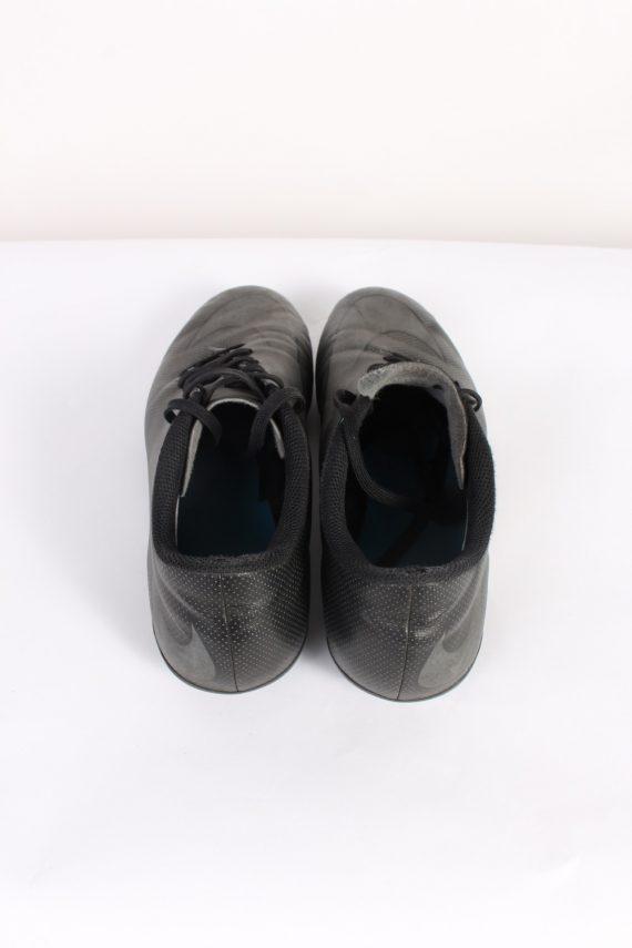 Vintage Nike Running Low Tops UK 8 Black S507-89964