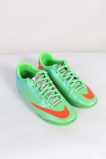 Vintage Nike Mercurial Running UK 6 Green