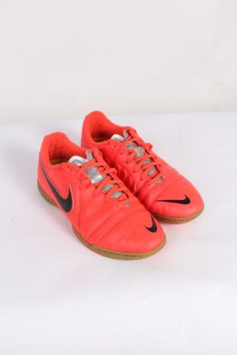 Vintage Nike CTR 360 Jr. Support UK 5.5 Red