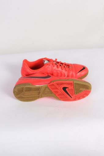 Vintage Nike CTR 360 Jr. Support UK 5.5 Red S522-90022