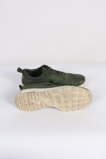 Vintage Nike Air Max Thea Low Tops UK 5 Green S525-90034