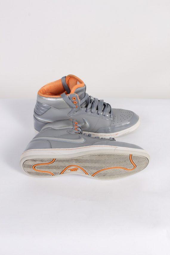 Vintage Nike Basket Profi High Tops UK 5 Grey S526-90038
