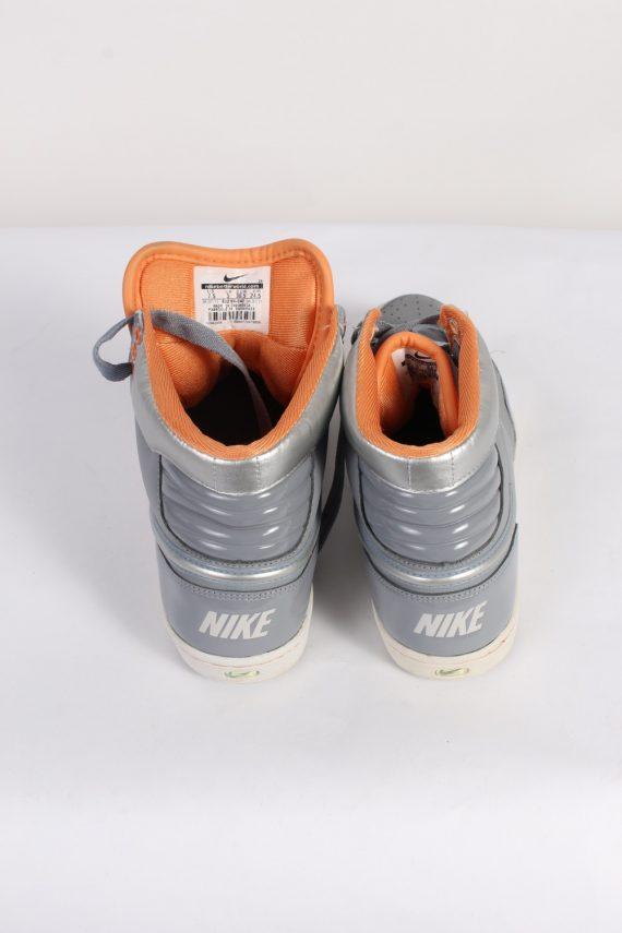 Vintage Nike Basket Profi High Tops UK 5 Grey S526-90040