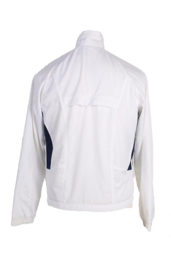 Vintage Adidas Three Stripes Tracksuit Top S White -SW1995-86941