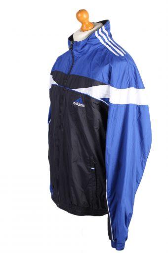 Vintage Adidas Three Stripes Tracksuit Top L Multi -SW2001-86970