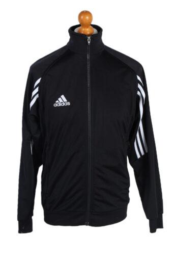 Adidas Three Stripes Tracks Black M/L