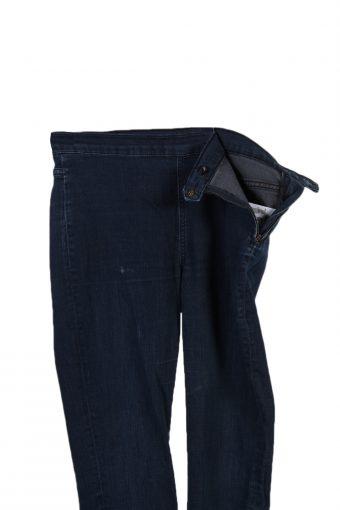 Vintage Lee Stone Washed Denim Jeans W28 L33 Navy J3786-92541