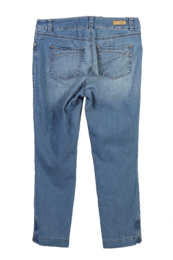 Vintage Gerrey Weber Edition Stone Washed Denim Jeans W30 L25 Blue J3794-92574