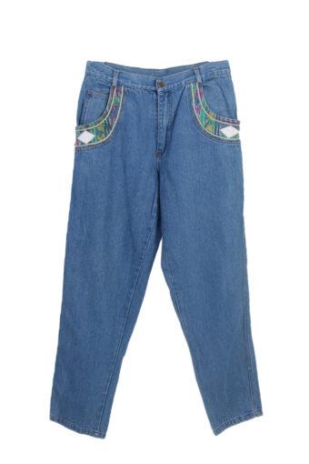 *RARE* Designer Remake Straight Leg Jeans Retro 90's W30 L31