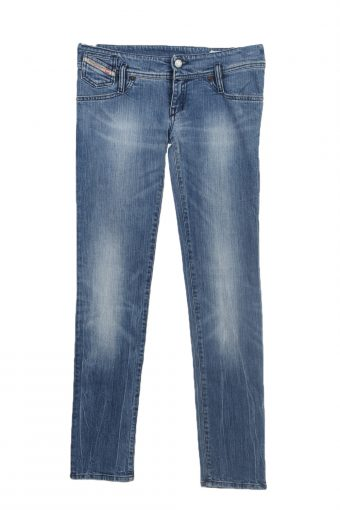 Diesel Slim Fit Stone Washed Jeans Faded Casual 90's W27 L31
