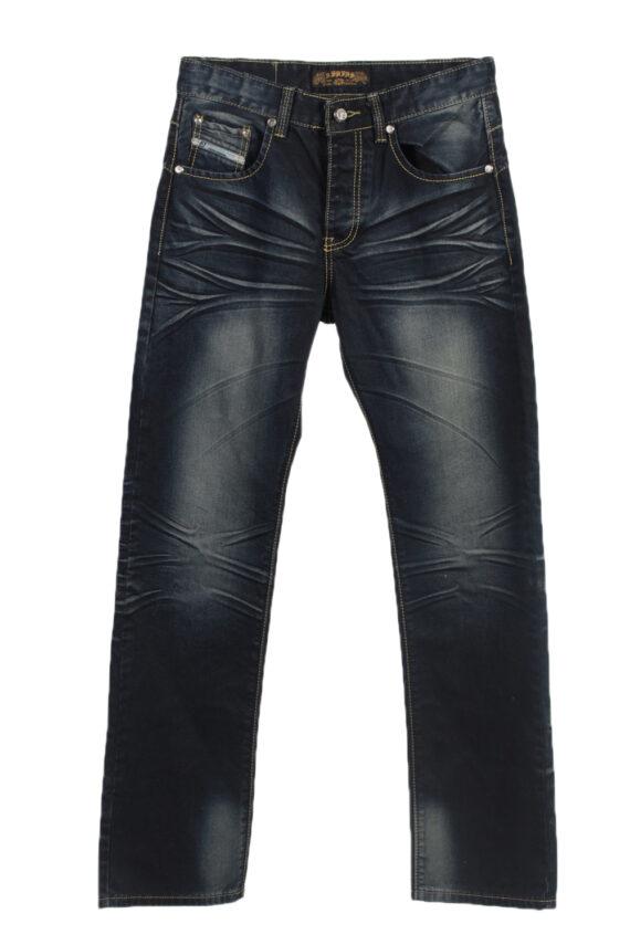 Vintage D.skins 858 Denim Division Jeans W31 L32 Multi J3856-0