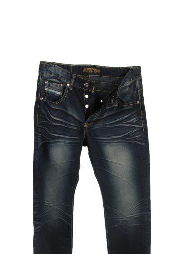 Vintage D.skins 858 Denim Division Jeans W31 L32 Multi J3856-94079
