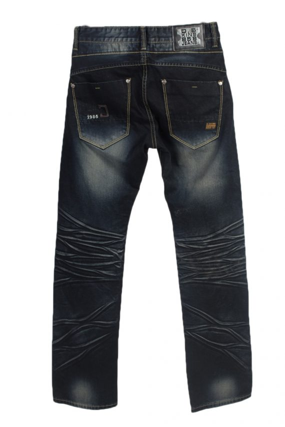 Vintage D.skins 858 Denim Division Jeans W31 L32 Multi J3856-94080