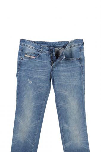 Vintage Diesel Slim/Skinny Low Waist Denim Jeans W27 L32 Blue J3931-95078