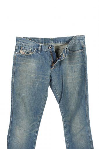 Vintage Diesel Mid Waist Slim/Skinny Denim Jeans W28 L31 Blue J3935-95086