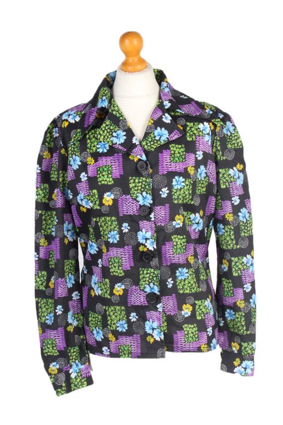 Vintage Unbranded Shirt Long Sleeve M Multi LB194-0