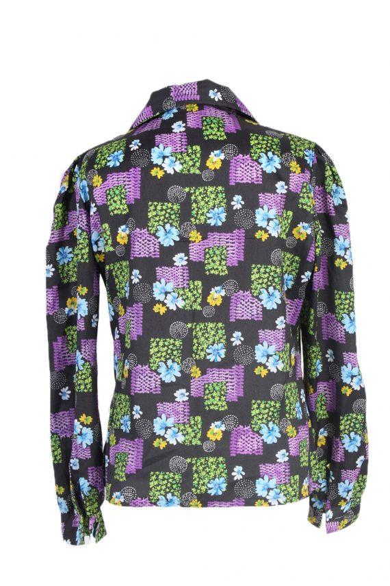 Vintage Unbranded Shirt Long Sleeve M Multi LB194-95221
