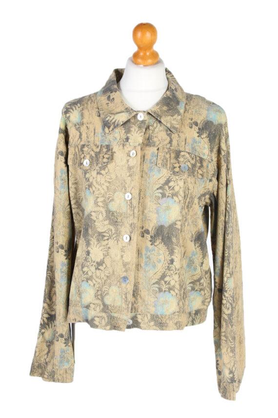 Vintage Unbranded Shirt Long Sleeve XL Multi LB220-0
