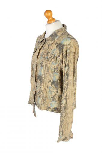 Vintage Unbranded Shirt Long Sleeve XL Multi LB220-95662