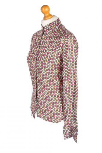 Vintage Kalb Shirt Long Sleeve M Multi LB226-95686