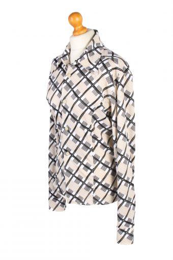 Vintage Mad People Shirt Long Sleeve L Multi LB228-95694