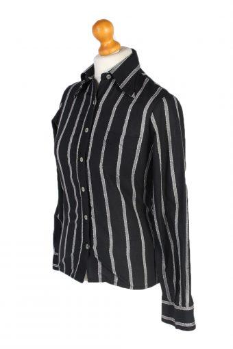 Vintage Lambert Shirt Long Sleeve S Black LB230-95702