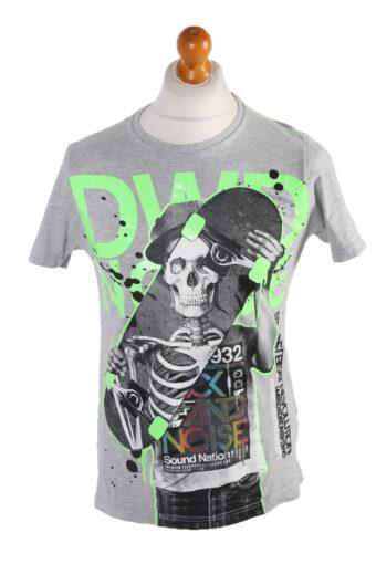 Men T-Shirt 90s Retro Shirt M