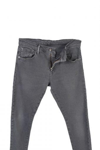 Vintage Levis Red Label Slim/Skinny High Waist Jeans 30 in. Grey J4016-96938
