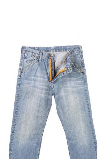 Vintage G-Star Raw High Waist Straight Leg Jeans 31 in. Blue J4027-96982