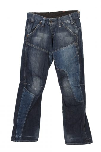 G-Star Raw Trash Low Com Stright Leg Jeans Retro 90's 29 in