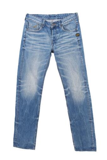 G-Star Raw 5204 Mid Waist Straight Leg Jeans Faded 31 in