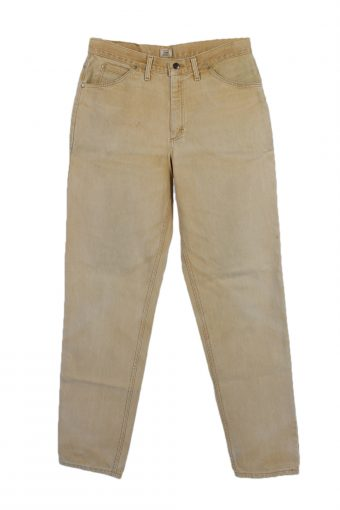 Lee Riders Straight Leg High Waist Jeans MEN 90's 33 in
