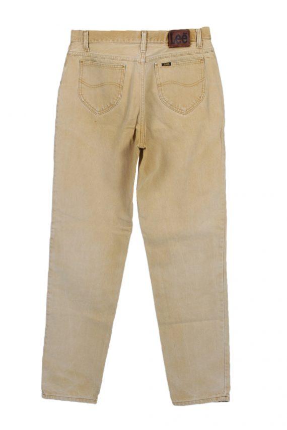 Vintage Lee Riders Straight Leg High Waist Jeans 33 in. Mustard J4039-97231