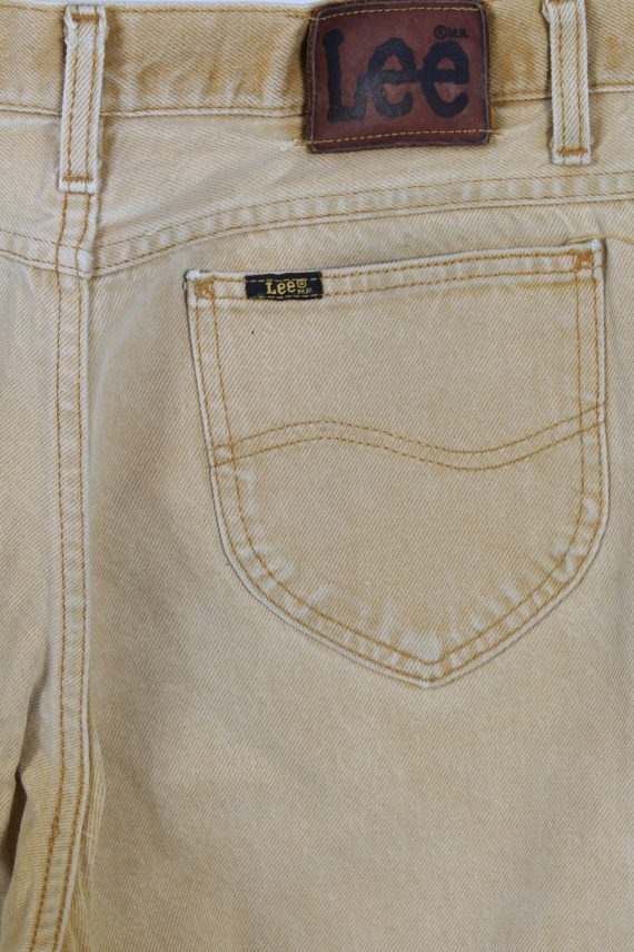 Vintage Lee Riders Straight Leg High Waist Jeans 33 in. Mustard J4039-97232