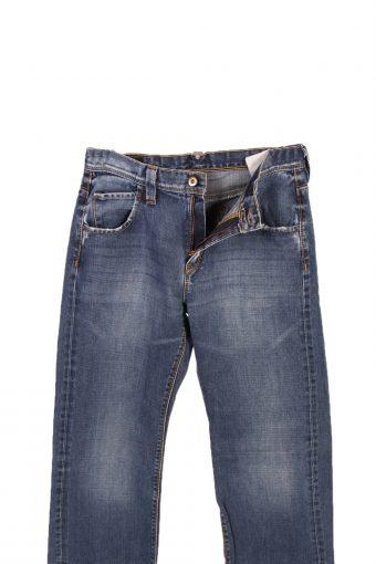 Vintage Lee Marshall Straight Leg High Waist Jeans 29 in. Blue J4051-97278