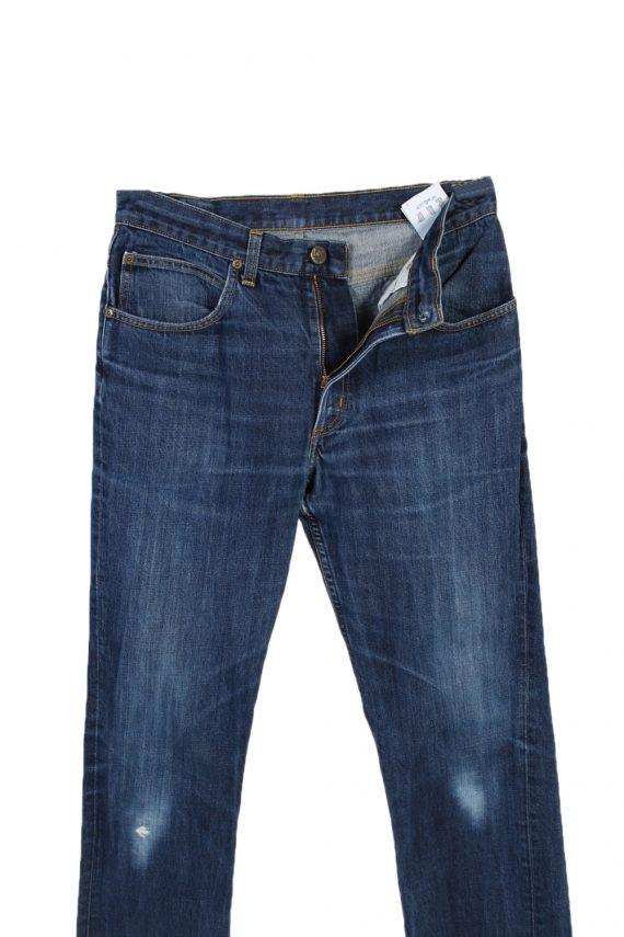 Vintage Lee High Waist Jeans Broklyn Straight 29 in. Blue J4054-97586