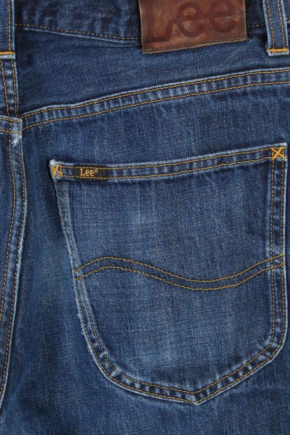 Vintage Lee High Waist Jeans Broklyn Straight 29 in. Blue J4054-97588