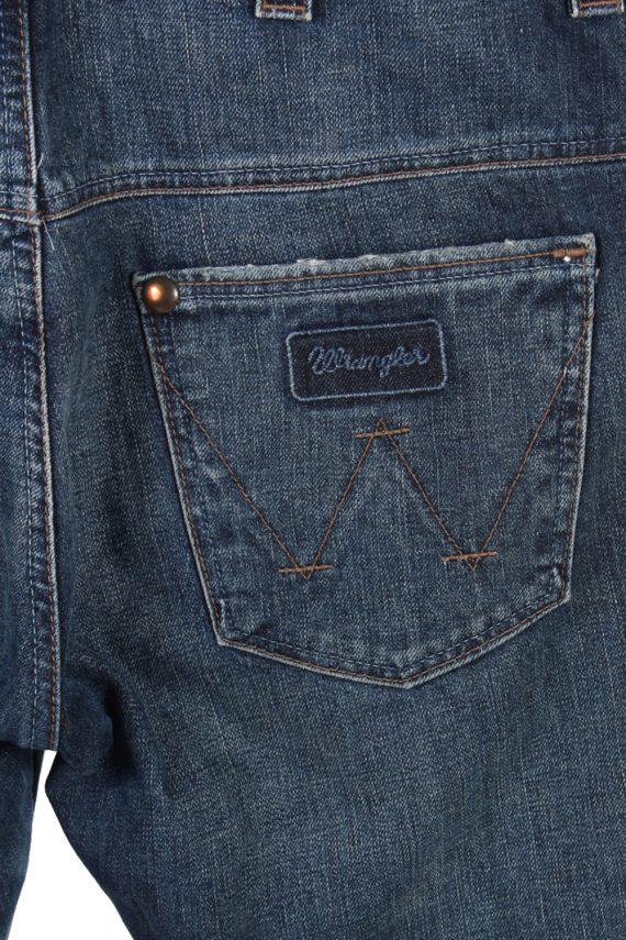 Vintage Wrangler High Waist Jeans Billie Straight Leg 30 in. Blue J4056-97596