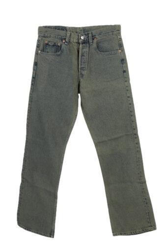 Levi's 501 Jeans Label High Waist Straight Leg 32 in Multi
